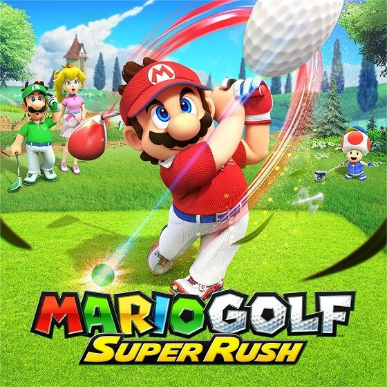 Mario Golf Super Rush icon