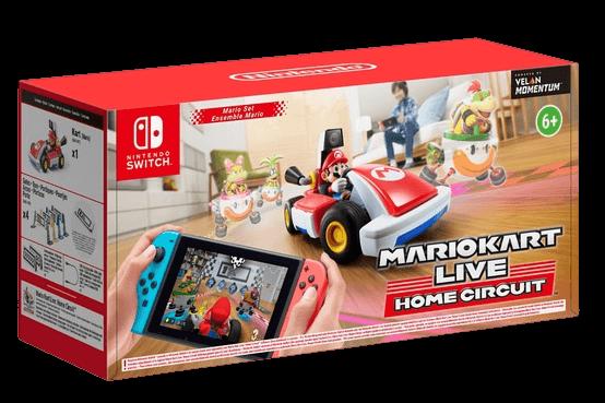 Mario Kart Live - Mario Edition