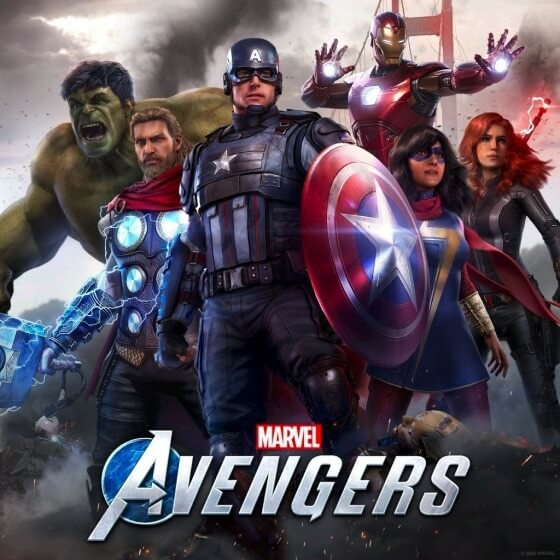 Marvel Avengers Banner