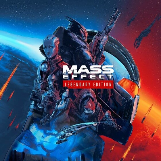 Mass Effect Legendary Edition - icon