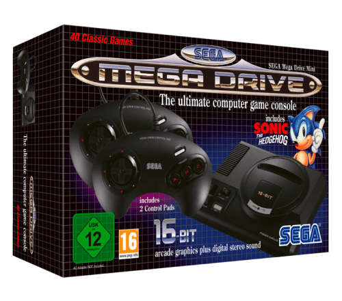 Sega Mega Drive Mini Deals