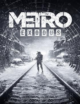 Metro Exodus Box Art