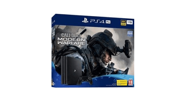 Modern Warfare PS4 Pro