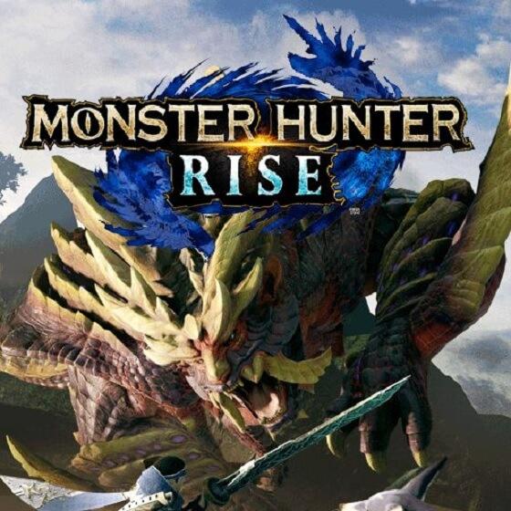Monster Hunter Rise - icon