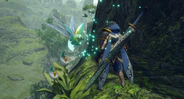 Monster Hunter Rise - world