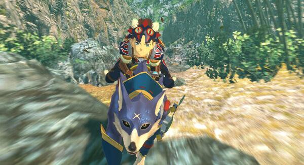 Monster Hunter Stories 2 Riding