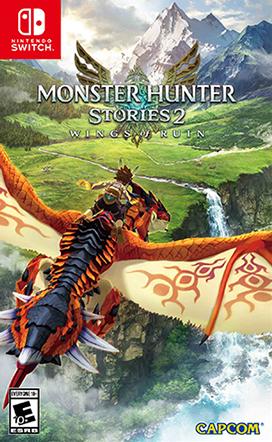 Monster Hunter Stories 2 - Switch