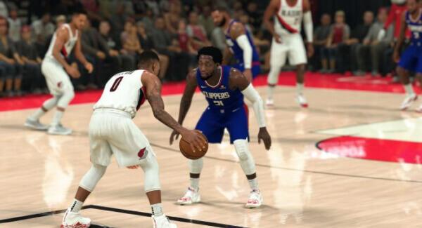 NBA 2K21 - group