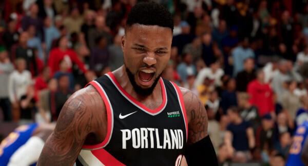 NBA 2K21 - player