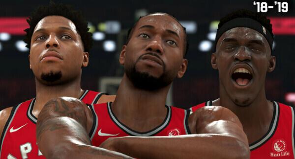 NBA 2K22 team