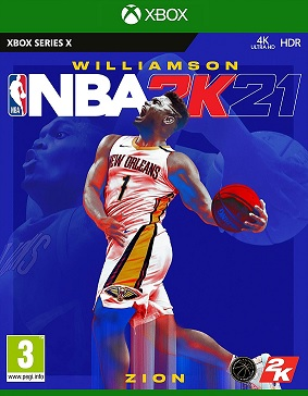 NBA2k21 - Xbox
