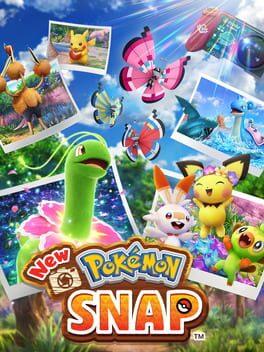 New Pokemon Snap Box Art
