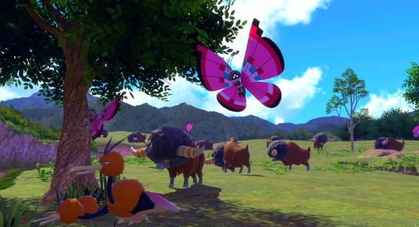 New Pokemon Snap creatures