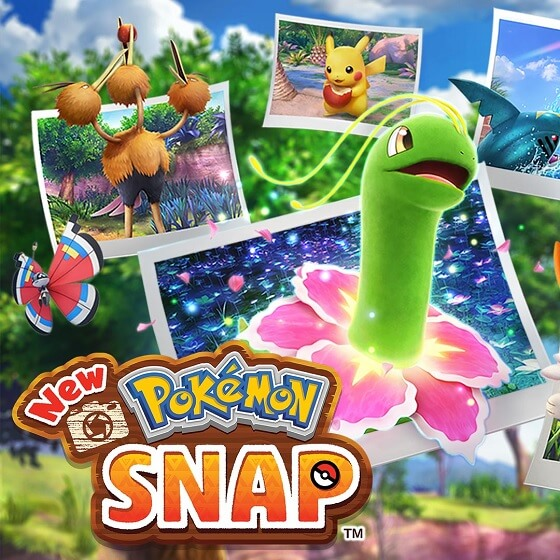 New Pokemon Snap - icon