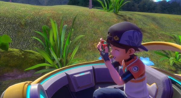 New Pokemon Snap photo