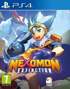 Nexomon Extinction - ps4 cover