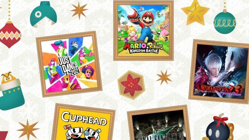 Nintendo eShop Xmas sale