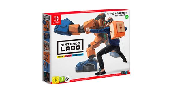 Nintendo Labo 002 Box