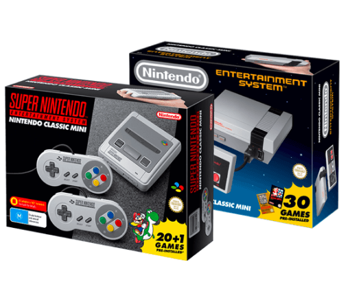 Nintendo Classic Mini Deals