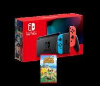 Nintendo Switch + Animal Crossing - highlight