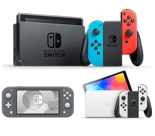 Nintendo Switch Deals & Bundles
