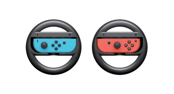 Nintendo Switch Joy-Con Steering Wheels