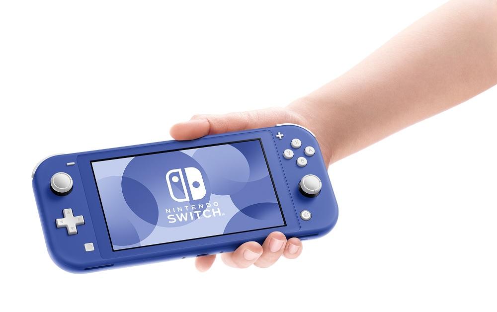Nintendo Switch Lite - Fresh Blue
