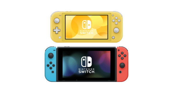 Nintendo Switch +Nintendo Switch Lite