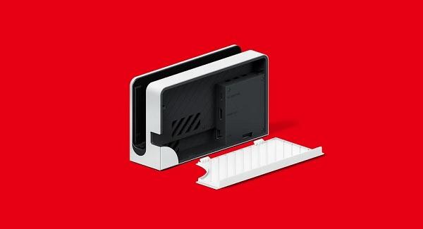 Nintendo Switch OLED Model - LAN
