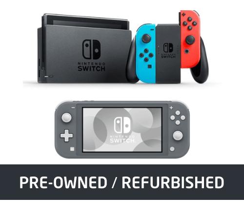Refurbished Nintendo Switch Deals