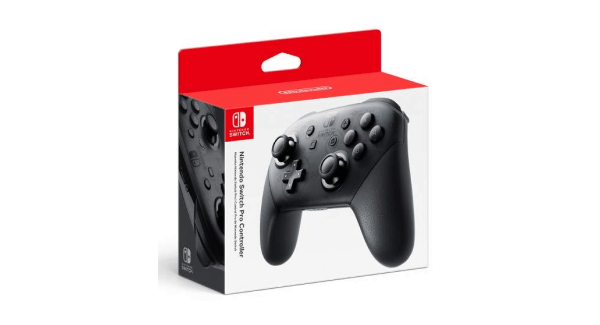 Nintendo Switch Pro Controller Box