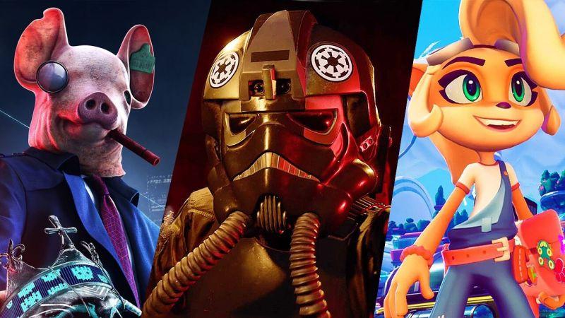October 2020 video games