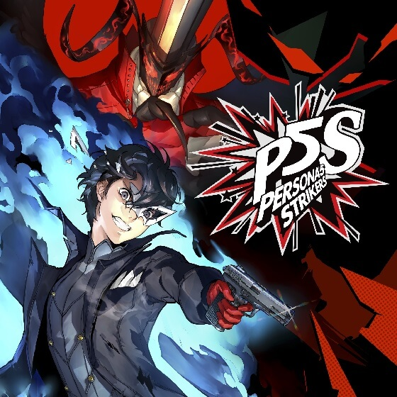 Persona 5 Strikers - home page icon