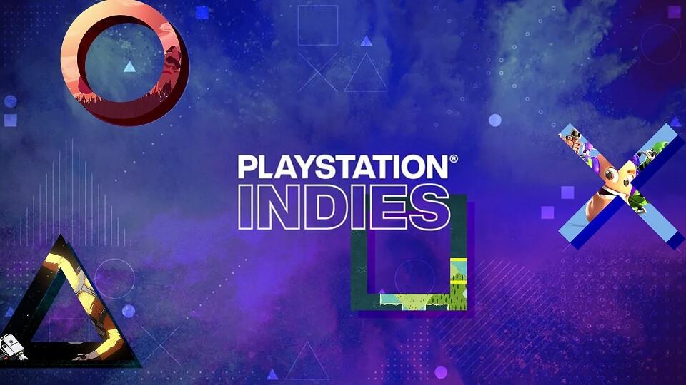 PlayStation Indies 2021 banner