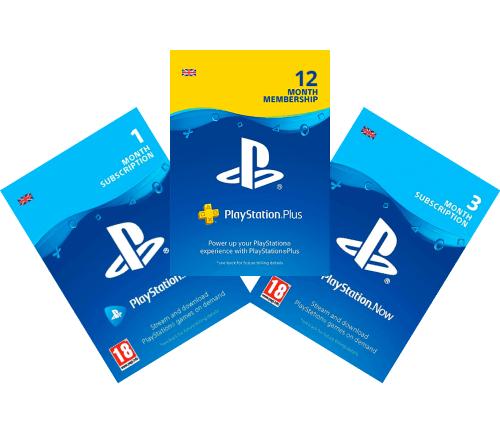 Playstation Subscriptions Header