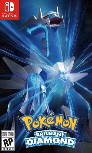 Pokemon Brilliant Diamond - Switch