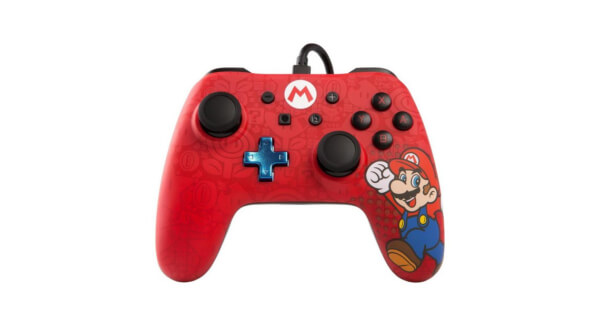 PowerA Mario Controller Switch