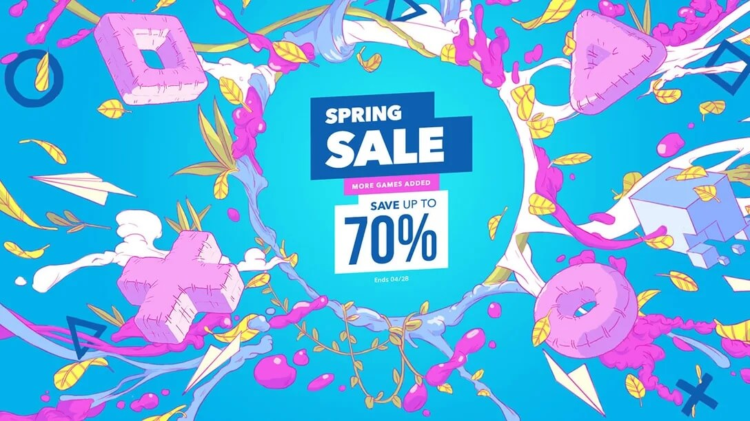 PS Spring Sale - March 2021
