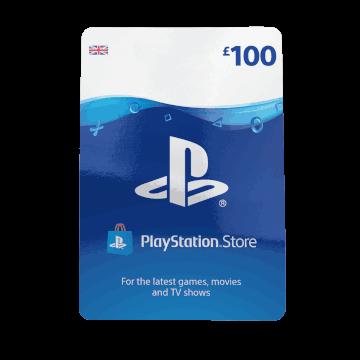 £100 PSN