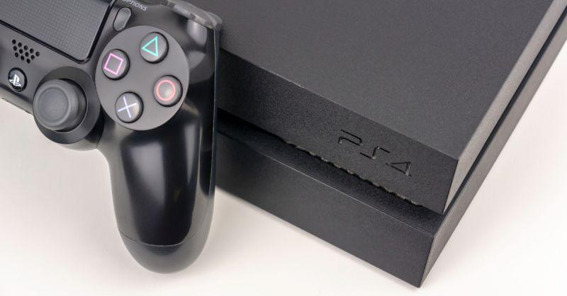 PS4 Close Up Header