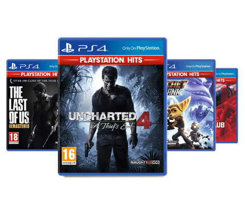 Cheap PS4 Games - Cheapest Prices & Deals