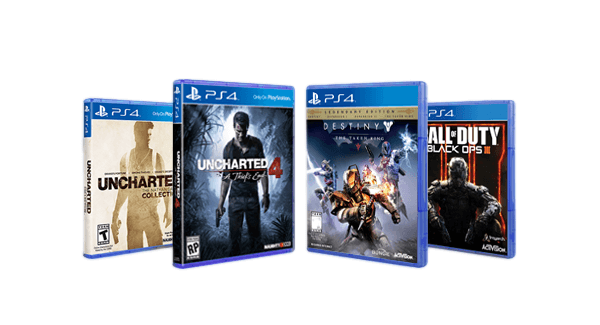 PS4 Pro enhanced games