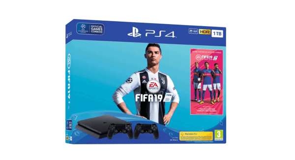 PS4 Slim FIFA 19 bundle