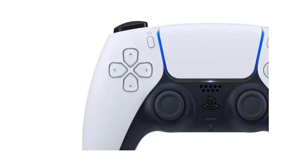 PS5 Dualsense Wireless Controller Share Button