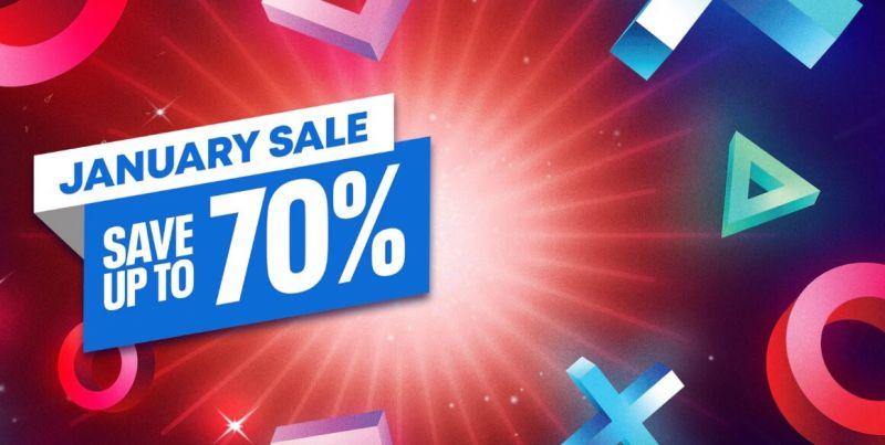 PSN january sale