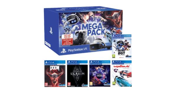 PSVR Megapack 2019 Update