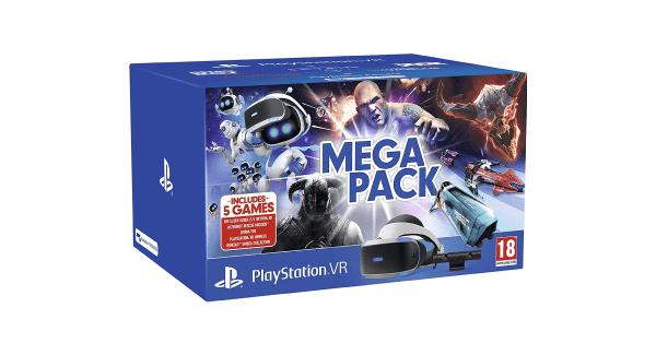PSVR Megapack Box