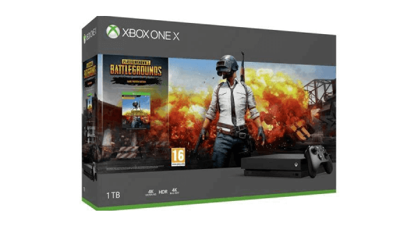 PUBG Xbox One X Bundle
