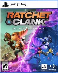 ratchet & clank rift apart ps5 cover
