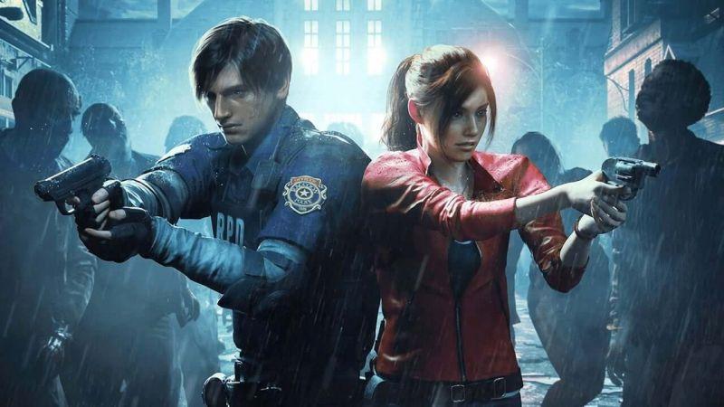 Resident evil 2 - banner